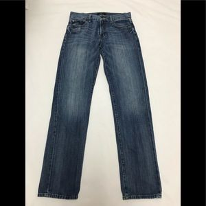 Lucky brand mens 221 original straight jeans 30x34
